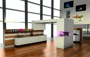 Photo of three dimensional cabinets (10)