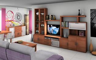 Photo of three dimensional cabinets (17)