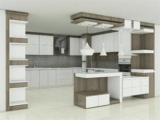 Photo of three dimensional cabinets (32)