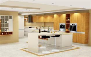 Photo of three dimensional cabinets (7)